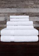 Organic 6pc towel set