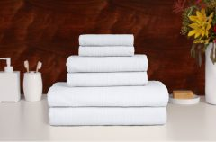 Serene 6pc towel set