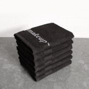 black makeup washcloths