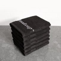 black makeup washcloths