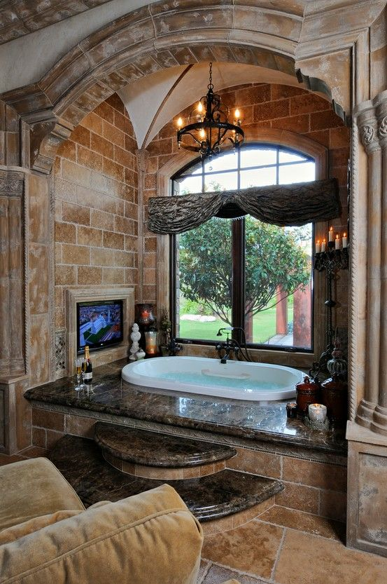castle-bath