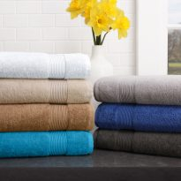 Essence bath towels