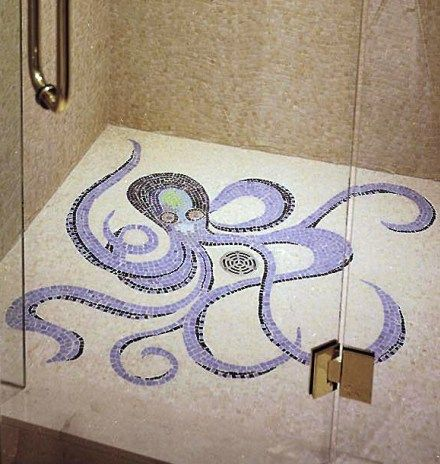 octopus-shower