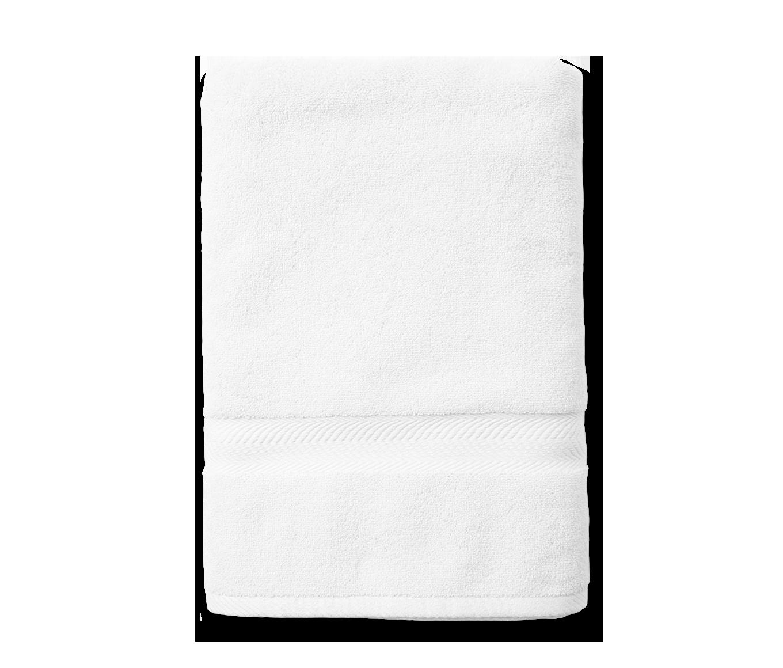 Organic Bathroom: Organic-white-bathsheet
