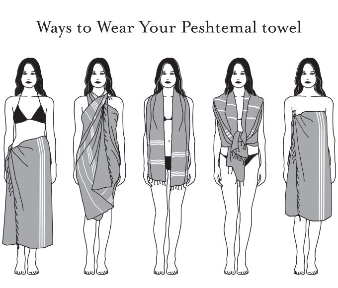 peshtemals-how-to-wear