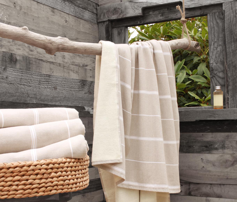 Peshterry Bath Sheet The Turkish Towel Company