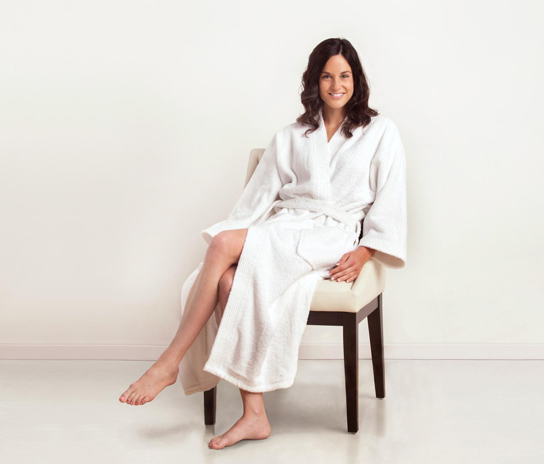 Robe Kimono Terry