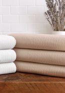 serene bath towels