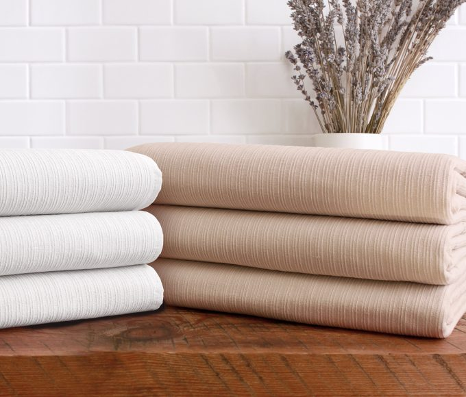 serene bath towels