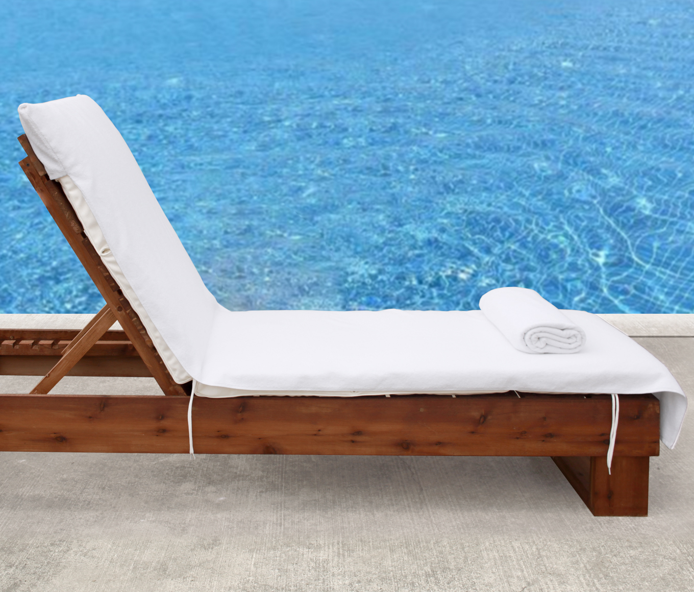 Chaise Lounge Cover The Turkish Towel Company