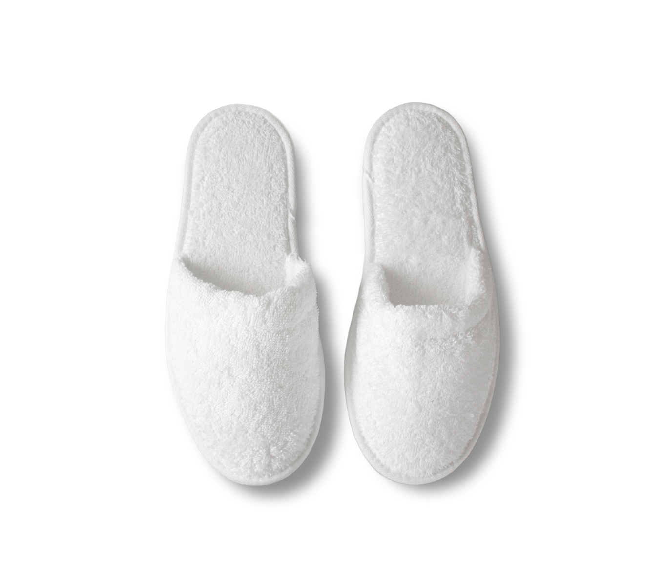 Specialty Classic Slippers White