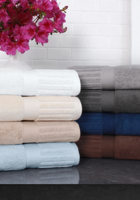 Zenith Bath Towels all colors