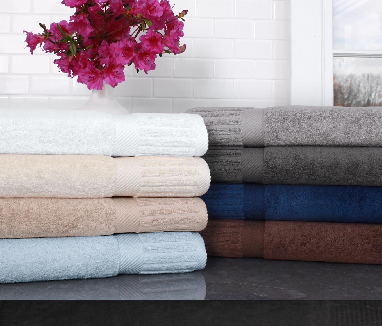 Zenith Bath Towels all colors