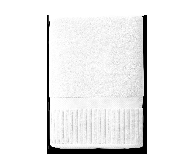 Zenith White Bathsheet
